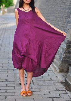 The Great Wall/pleated romantic long by KelansArtCouture on Etsy, $87.00