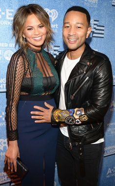 Chrissy Teigen Reveals Baby's Gender - http://site.celebritybabyscoop.com/cbs/2015/12/24/chrissy-reveals-gender #ChrissyTeigen, #Gender, #GenderReveal, #JohnLegend