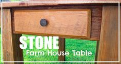 Stone and Sons Workshop projects - Stone & Sons Workshop