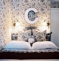 Bedroom - eclectic - bedroom - new york - by TILTON FENWICK