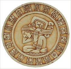 Maya Calendar, Calendar, maya art, maya, precolumbian reproductions, mesoamerican reproductions, mayan art, arte maya.