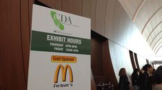I Went to the Nutritionists' Annual Confab. It Was Catered by McDonald's. | Our national nutrition experts are in bed with Big Food. And we wonder why we're fat. o~o