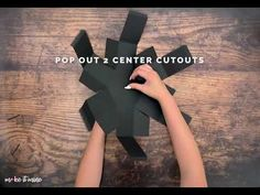 Thank you for being a customer of Make it Mine! Congratulations on purchasing a LoveNote - the person who will be receiving it is a lucky person! This is the assembly video for our famous LoveNotes! Explosion Box Tutorial, Valentines Gift Box, Paper Crafts Origami, Diy Gift Box, Anniversary Gift For Her, Diy Gifts For Boyfriend, Diy Birthday, Diy For Kids, Christmas Diy