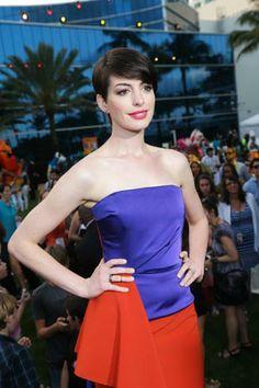 Première Miami Beach - Rio 2 Missione Amazzonia - Anne Hathaway