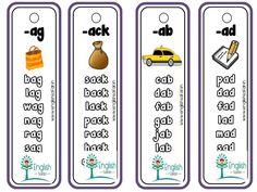 cvc word lists for short vowel words FREE www.worksheetsenglish.com Phonics For Kids, Phonics Reading, Teaching Phonics, Teaching Kids, Phonics Words, Cvc Words, Word Cap, Word Family List, Three Letter Words