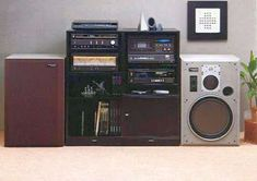 Technics SV-P100 Digital Audio, Boombox, Audiophile, Vintage, Nostalgia, Life, Collection, Vintage Comics
