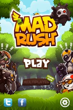 Mad Rush - IOS