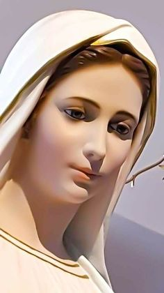 Shine the light of your good look - # Religious Pictures, Jesus Pictures, Religious Art, Mother Mary Images, Images Of Mary, Lady Of Lourdes, Lady Of Fatima, Blessed Mother Mary, Blessed Virgin Mary