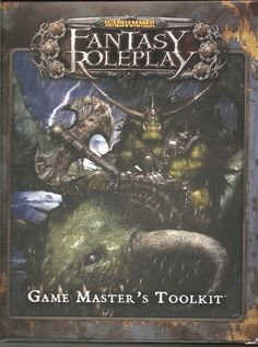 Game Master's Toolkit - this has one of the best GM screens I've ever seen. Some good advice about the 3 act structure in here as well.