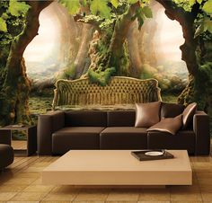 Stick On Wall Murals wall mural the perfect wave wall paper, self-adhesive wall