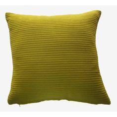 Bamboo Design Cushion Cover - Light Green (40cm x 40cm) - Mode Alive - Home Decor Heaven