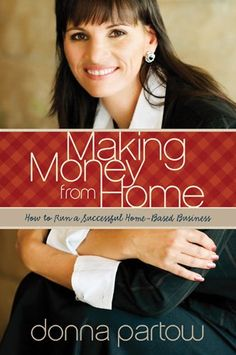 Making Money from Home: How to Run a Successful Home-Based Business by Donna Partow http://www.amazon.com/dp/1589976088/ref=cm_sw_r_pi_dp_Op4yub0YX5E55