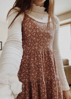 Source by gundermanncharl outfits casual outfits fall Cute Casual Outfits, Cute Summer Outfits, Retro Outfits, Spring Outfits, Vintage Outfits, Girly Outfits, Floral Skirt Outfits, Casual Dressy, Autumn Outfits