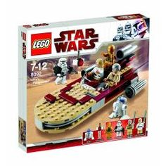 Lego Star Wars Luke's Landspeeder [8092 - 163 PCS]$64.99