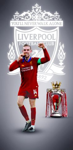 Liverpool Premier League, Premier League Champions, Liverpool Football Club, Football Tops, Football Soccer, Liverpool Tattoo, Liverpool Fc Wallpaper, Uefa Super Cup, This Is Anfield