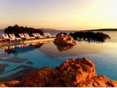 Romantic Hotel Pitrizza, Costa Smeralda, Sardinia, Starwood Hotels