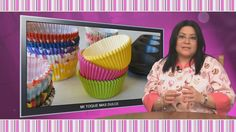 ¿Qué tipo de cápsulas para cupcakes utilizo en mis recetas?