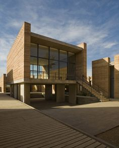 Rammed Earth, So Beautiful...