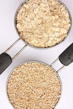 two-minute steel cut oatmeal recipe