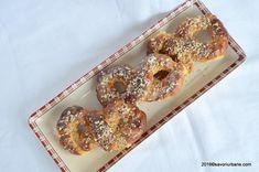 Mucenici moldovenesti de dulce   Savori Urbane Doughnut, Muffin, Urban, Breakfast, Desserts, Food, Bakken, Morning Coffee, Tailgate Desserts