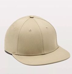e340f634d11 Lululemon Mens Tan Snapback Hat. On The Fly Ball Cap.  fashion  clothing   shoes  accessories  mensaccessories  hats (ebay link)