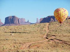 Monument Valley Balloon Company Blog