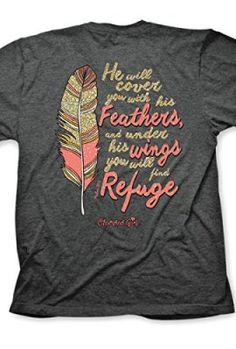Cherished-Feathers-T-Shirt-0