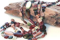 Imperial jasper beads