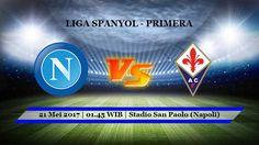 Prediksi Napoli vs Fiorentina 21 Mei 2017