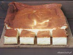 Bardzo pyszny wilgotny sernik bez sera na bazie jogurtów greckich, jest znakomitą alternatywą dla tradycyjnego sernika