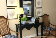 classic • casual • home: How to Update Your Traditional Décor
