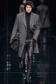 Male Fashion Trends: Ermanno Scervino Fall/Winter 2016/17 - Milán Fashion Week