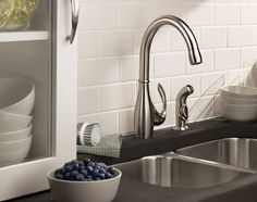 Danze Bellefleur Single Handle Kitchen Faucet