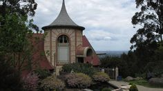 Camelot Sandstone Tower - Camelot Tower and Penthouse - Olinda - Yarra Valley, Bed And Breakfast, Shelter, Melbourne, Condo, Tower, Australia, Cabin, Mansions