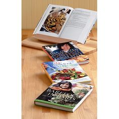 Cookbook Stand I Crate and Barrel #setthetable