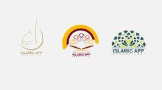 Islamic App Production logo on Behance