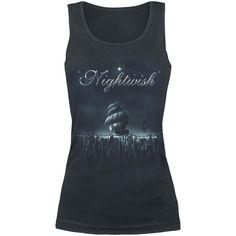 Nightwish Top, Femme