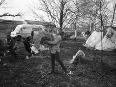 Greenham Common camp, 1984 - The Independent
