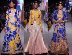 Manish Malhotra collection for Lakme Fashion Week Summer/Resort 2015 | PINKVILLA