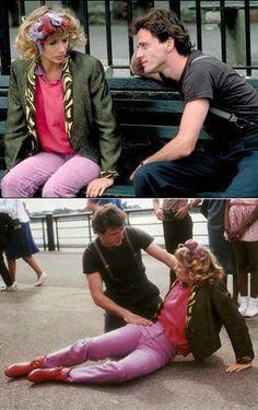 Rosanna Arquette and Aidan Quinn 'Desperately Seeking Susan' (1985)