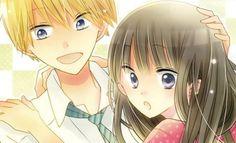 Yanagi & Kujou   Last Game #manga Last Game Manga, Romantic Anime Couples, Wolf Girl, Manhwa Manga, Shoujo, Anime Love, Funny Pictures, Romance, Japanese