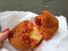 Rome's Favourite Street Food - Suppli (including a recipe)