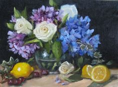 "Résultat de recherche d'images pour ""photography with roses and hydrangeas still life"""