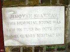Afbeeldingsresultaat voor afbeelding naam jehovah op kerk
