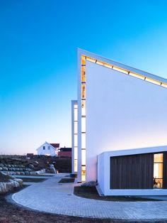 Froeyland Orstad Church / LINK Arkitektur AS © Hundven-Clements