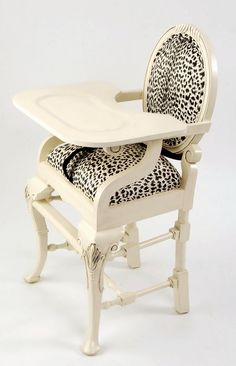 need to find an old chair and make this!