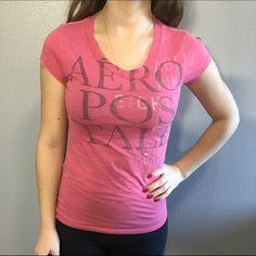 Aero shirt Great condition Aeropostale Tops Tees - Short Sleeve