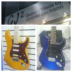 What do you think of these guitars? Let us know on our Facebook #guitars #music #musicians
