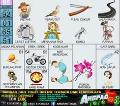 BUKU MIMPI 2D - BANDAR AGEN TOGEL ONLINE Map, Comics, Cards, Comic Book, Comic, Maps, Comic Books, Graphic Novels