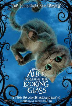 Alice Through the Looking Glass / Alice im Wunderland 2: Hinter den Spiegeln (2016)